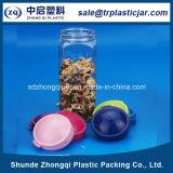 el acondicionamiento de los alimentos plástico del animal doméstico cuadrado 560ml puede
