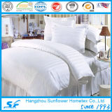 100% Cotton 3cm Satin Stripe Duvet Cover for Hotel