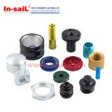 POM/Plastikstahl CNC-drehenteile für medizinisches Equitment