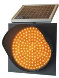熱い販売の黄色のフラッシュ最もよい価格の太陽LED信号