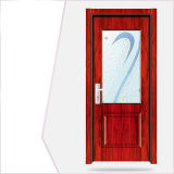 GlassのPVC Composite Front Door