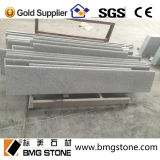 階段またはカウンタートップのフロアーリング/Wallのための安い中国G603の花こう岩のタイル