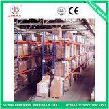 Cremalheira direta do armazenamento do metal de Insuranced da qualidade da fábrica (JT-C03)