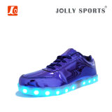 Women&Men를 위한 단화를 무용하는 새로운 형식 LED 가벼운 스포츠
