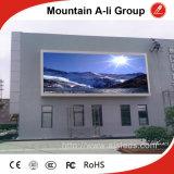 Étalage extérieur économiseur d'énergie de signe de P6 DEL polychrome pour la publicité