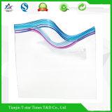 De duidelijke Plastic LDPE Zak van de Ritssluiting