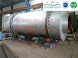 Secador de secagem do secador de cilindro giratório da série de Hzg para a grafita