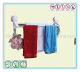 Barra di tovagliolo sanitaria del hardware della stanza da bagno mobile con la tazza di aspirazione