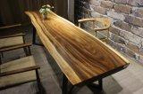 De uitstekende Houten Eettafel van de Okkernoot van Ontwerpen voor het Gebruik van het Huis (BR-011)