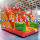 Rainforest Commercial Grade Slide Water Slide com grande piscina