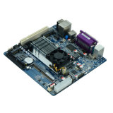 AtomN475 MiniItx 2 eingebettetes industrielles Motherboard VGA-2 COM