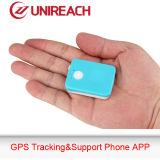 APP에 방수 GPS 추적자 지원 Geo 담 경보