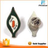Горячая продавая таможня высокого качества делая металлом ирландский значок отворотом