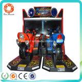 Popular Flame Motorcycle Race Simulator Motor Game Machine