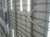 диаметр высокообъемный (метры 1300square), низкоскоростной 5.5m вентилятор (81RPM)