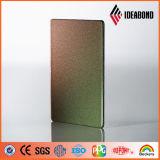 Aluminio del panel de la pantalla ACP de Ideabond 3m m 4m m Shuttering venta caliente en empresas de la construcción del surtidor de China