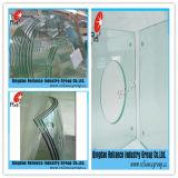 4-19mmの緩和されたガラスは/セリウムISOのガラス/安全ガラスを強くする