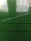 Reja/fibra de vidrio/Anti-Fuego/Anti-ULTRAVIOLETA/anticorrosión moldeados FRP