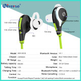 Auricular sin hilos Version4.1 de Bluetooth del atleta