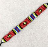 De exotische Met de hand gemaakte Armband van Seedbead Bohemen
