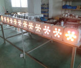 Batterie NENNWERT 5in1 des Fabrik-Preis-Batterie-Übermittler-9PCS 15W Rgbaw
