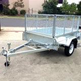 De Aanhangwagen van de Doos van ATM 1400kg met de Aanhangwagen van de Kooi/van de Stortplaats/de Aanhangwagen van de Kipper