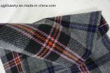 Plaid-Wolle-Gewebe mit 4 Farben