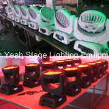 Mini-LED Moving Head Wash 360W Zoom DJ Light