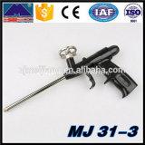 Pistolet en alliage de zinc de mousse de corps de l'adapteur pp de qualité