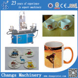 Yz Series Custom Hot Foil Rubber Metal Stamping Printing Machine em casa Price