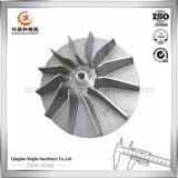 Fonderia persa del pezzo fuso della cera dell'acciaio inossidabile dell'OEM 316 con lavorare di CNC
