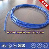 Canalisation bleue en plastique personnalisée/tube/boyau d'OEM