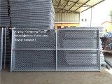 Noi recinzione provvisoria galvanizzata 6X10FT di collegamento Chain della rete metallica della barriera di sicurezza di standard dei mercati