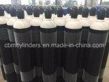 Cylindres de gaz d'O2 d'OEM 40L (6m3) pour des usines de gaz