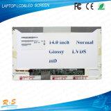 Nueva marca de fábrica monitores del LCD de la computadora portátil de 14.0 pulgadas B140xw01.8 V8 Wxga (1366*768) HD