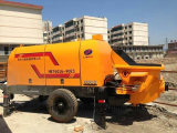 30-90 M3/H Trailer Electric Concrete Pump per Construction