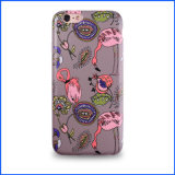 Matt 3D Overdekte Pattern Cell Mobile Phone Case