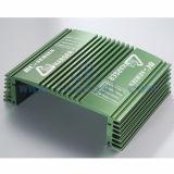 Cutomized Extrusión de Aluminio / Aluminio Caja para Router con mecanizado CNC