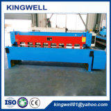 Máquina mecânica de Cuttiing da venda quente para a placa de Metl (Q11-4X2000)