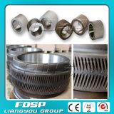 Ce / ISO Certificat Pellet Mill Accessoires Roller & Roller Shell à vendre