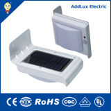 Li-íon 3.7V Ni-MH Solar Power Panel Street Lamp de 1W 2W