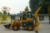 Nieuwe Model Backhoe Loader (WZ45-16) met Euro III Engine