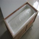 Grosse Durchmesser-Reinheit-milchiges Quarz-Glasgefäß