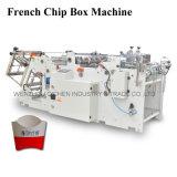 Prix manuels complètement automatiques de machine de fabrication de cartons de carton d'identification de la CE (QH-9905)