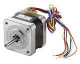 Filamento motor paso a paso de alto par con codificador para el sistema de control