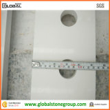 목욕탕 허영 건축재료를 위한 인공적인 석영 돌 상단