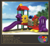 Playground di Kaiqi Small Plastic Series Children con Slide - Available in Many Colours (KQ50125C)