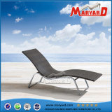 바닷가 Swimming Pool Outdoor Poly Rattan 일요일 Lounger 또는 Rattan Sunbed