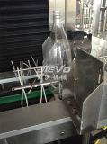 고품질 주스 병 수축 소매를 다는 레이블 기계
