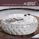 A melhor venda em volta do sofá de couro secional (893#)